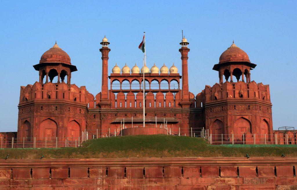 Red-Fort,Delhi