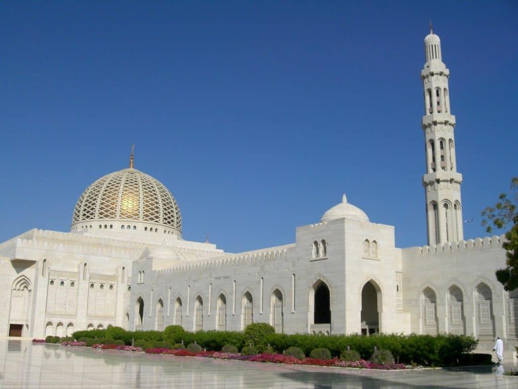 Moschee Muscat, Oman